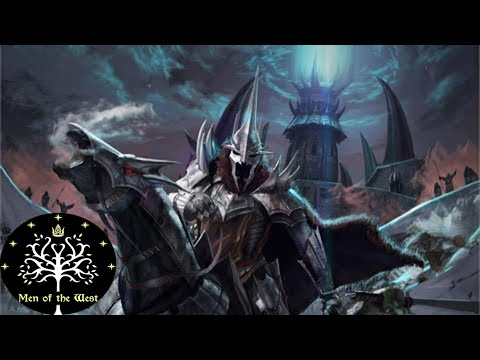 The WitchKing of Angmar Epic Character History