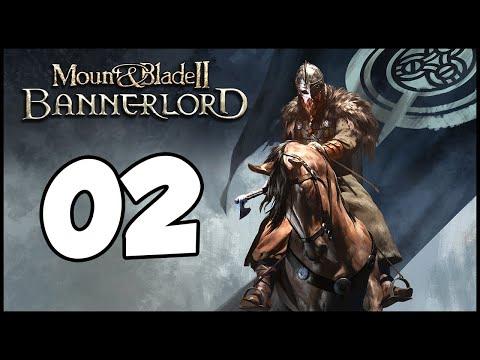 Let's Play Bannerlord - E02 - Bandit Camp Ambush