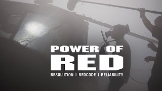 Power of RED | Resolution | REDCODE | Reliability