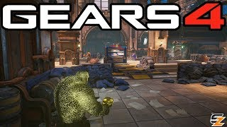 Gears of War 4 - New Boxes Multiplayer Map Gameplay! (Gears 4 Boxes Map DLC)