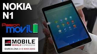 Nokia N1 en el Mobile World Congress 2015!