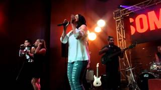 Ammi Shaddai (En Vivo) - Mariel - Concierto de Lanzamiento