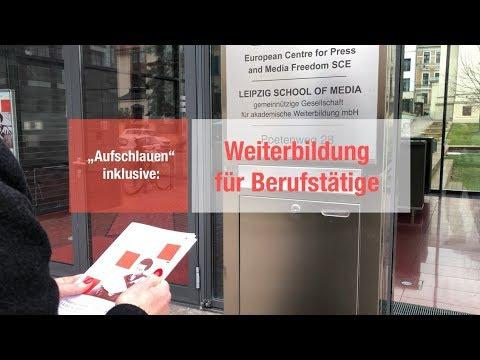 Leipzig School of Media: Weiterbildung für Berufstätige