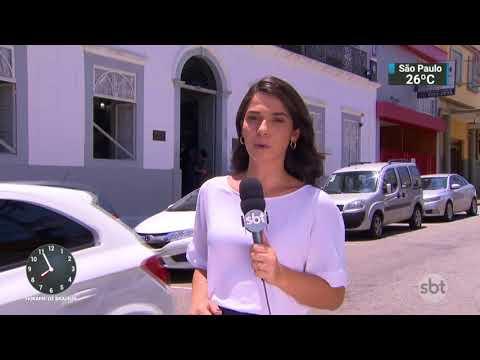 Temer diz que Brasil tem tendência para centralização e autoritarismo | SBT Brasil (15/11/17)