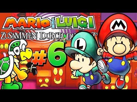 MARIO & LUIGI: Zusammen durch die Zeit # 06 ★ Ist ja der Hammer! [HD60]