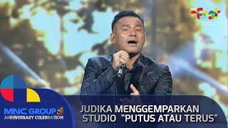"""Download Judika Menggemparkan Studio """"Putus atau Terus"""" - MNC GROUP 31 ANNIVERSARY CELEBRATION"""