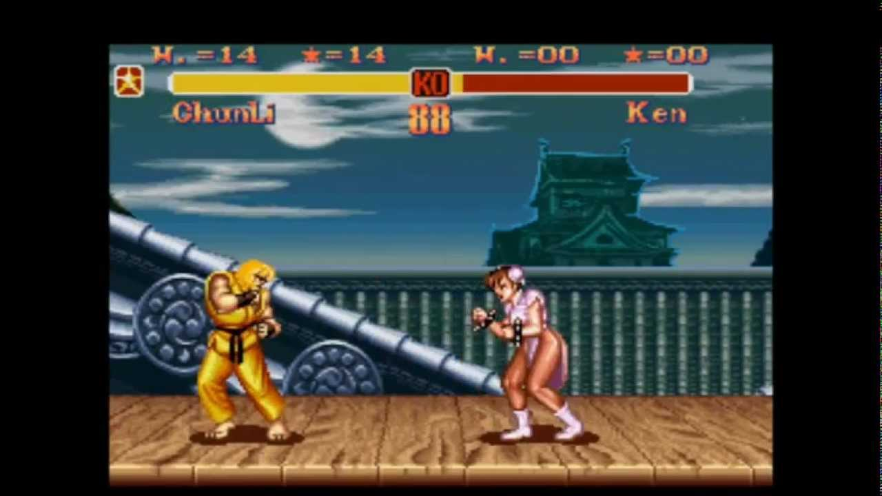 Super Street Fighter 2 Chun Li Combos