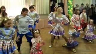 Смотреть видео Детский шоу-театр БРАВО