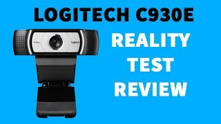 lOGITECH C930E WebCam Full Review