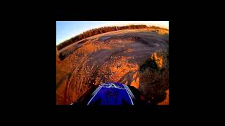 Ssr 70 Stock Mod Pit Bike Racing, Helmet Cam #771 Bike