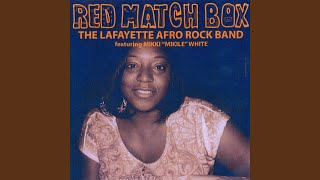 Red Match Box