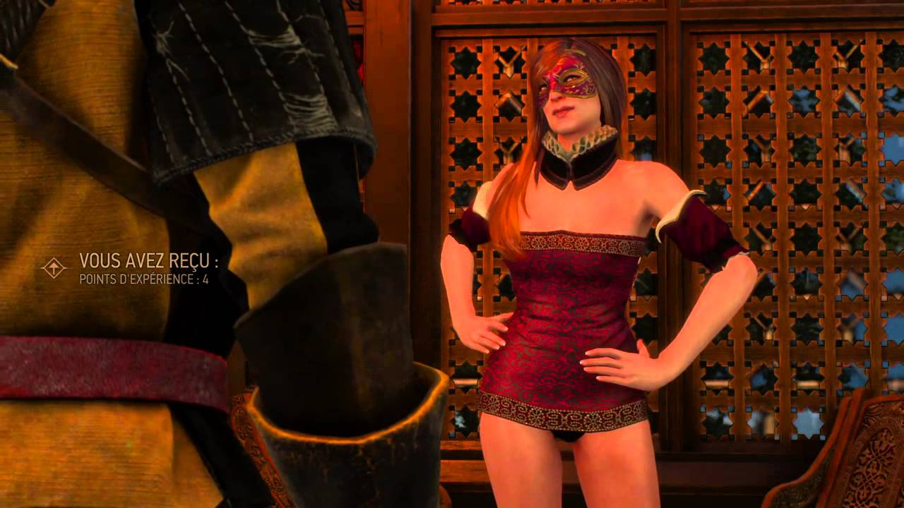 witcher 3 how to change romance