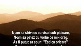 ULTIMA SCRISOARE Florian Pittis