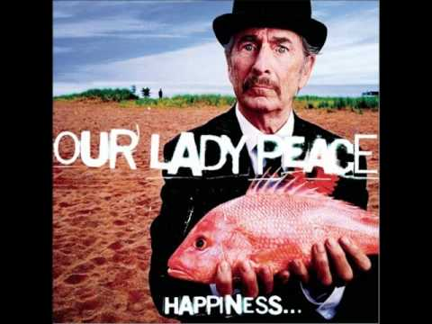 Our Lady Peace-Blister