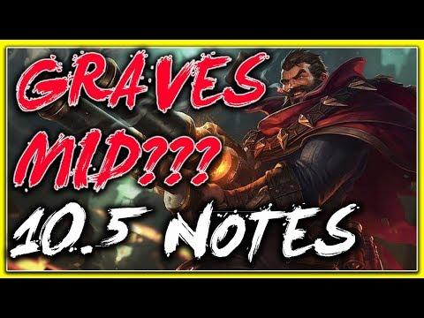 Patch 10.5 Notes Rundown - League Of Legends