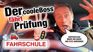 Praktische Führerscheinprüfung mit CHEF 😱 Mike Fischer | Fischer Academy