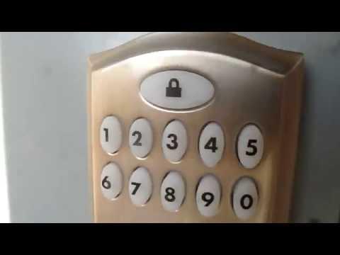 kwikset SmartCode 913 Dead Bolt Lock  (PLEASE SUBSCRIBE)