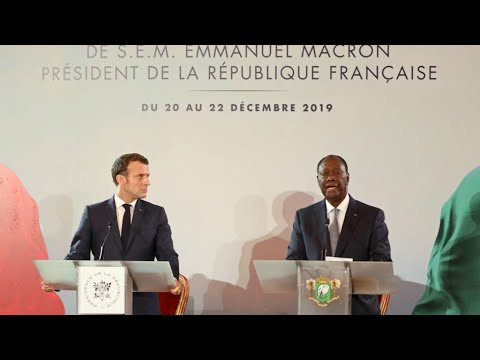 Eight west African countries agree to sever common currency from France