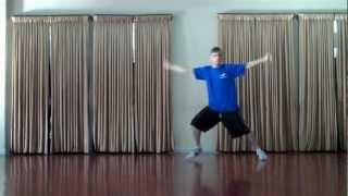 Ruben Studdard - Sorry 2004: Choreo by: Ken Carrell