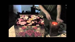 3000 rose petals