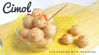 Resep CIMOL * Indonesian street food