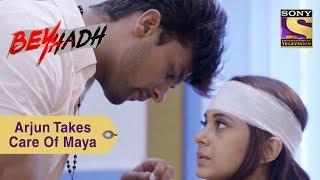 Your Favorite Character   Arjun Takes Care Of Maya   Beyhadh
