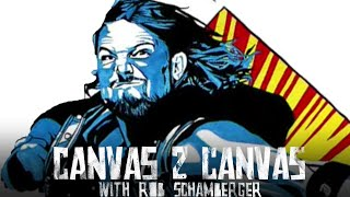 The Phenomenal One is the Ace in the Hole!: WWE Canvas 2 Canvas