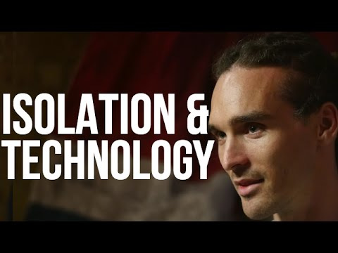 SOCIAL ISOLATION & TECHNOLOGY - Louis Cole on London Real