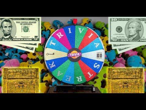 Streak for the cash prizes