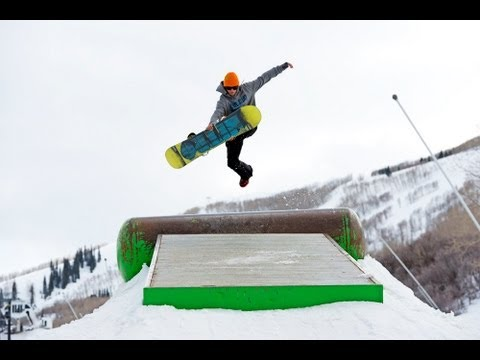 I Ride Park City 2013 with Scott Stevens, Blaze Kotsenburg, Ep 7 - TransWorld SNOWboarding