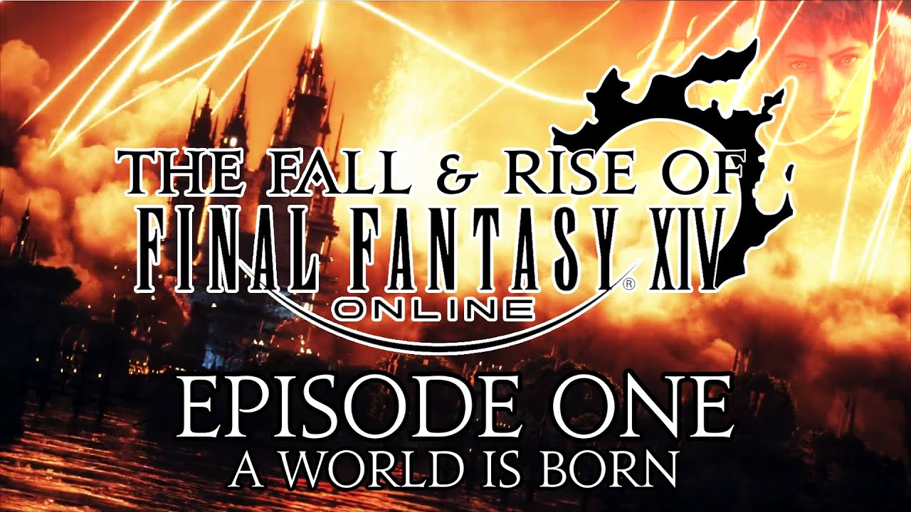 Yes, Final Fantasy XIV Really Was This Bad The First Time Around