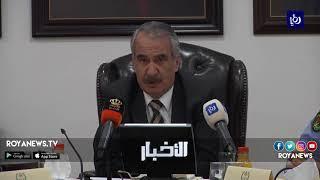 بحث وضع حلول للازدحامات المرورية في العاصمة عمان (4-4-2018)