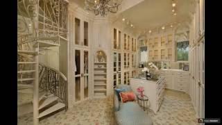 видео гардеробные комнаты