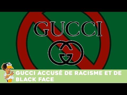 Gucci accusé de racisme et de Black Face !!!!