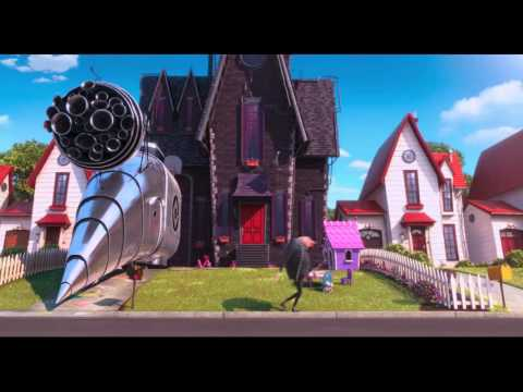 Despicable Me 2 - Happy (Movie Scene)