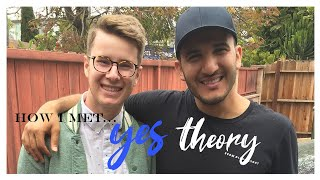 How I met YES Theory | 2019