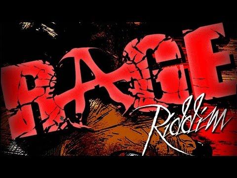 Rage Riddim/Version/Instrumental ■Uim Records■