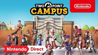 Two Point Campus - Announcement Trailer - Nintendo Switch | E3 2021