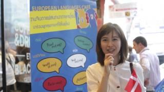 Interview: participant from the 4th European Languages Café (Danish language)