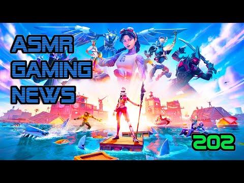 ASMR Gaming News (202) Fortnite Season 3, Pokemon Snap, Star Wars Squadrons, PS5 + More!