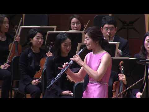 W. A. Mozart Oboe Concerto in C major, K.314 - Chuncheon Philharmonic Orchestra