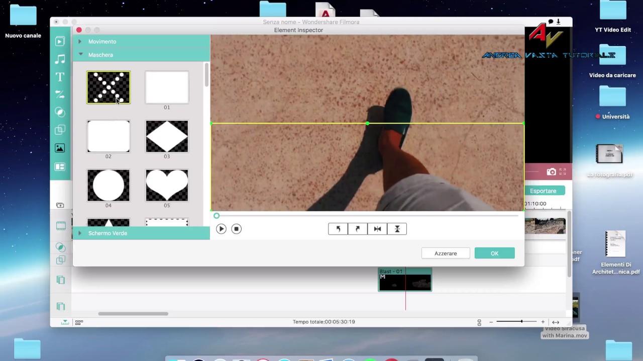 il miglior programma per creare video gratis filmora