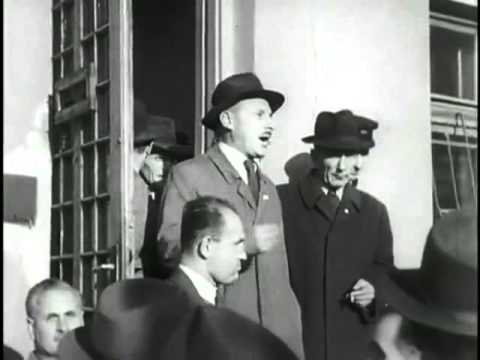 The 1956 Hungarian Revolution: Formerly Classified Silent Film