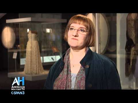 Smithsonian First Ladies Exhibit - American History TV Extra Clip
