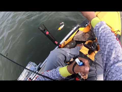 Kayak Fishing Texas-Aransas Pass