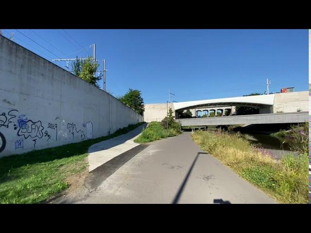 Nieuw fietspad ontsluit wijk Arsenaal