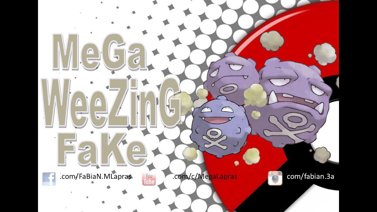 Mega Weezing