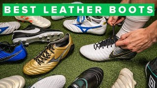 TOP 5 BEST LEATHER BOOTS 2019 - YouTube