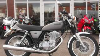 2017 YAMAHA Rx 100 alternative bike. | YAMAHA SR 400