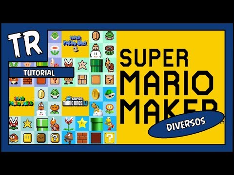 Tutorial: Como Liberar todos os Itens do Jogo Mario Maker no CEMU